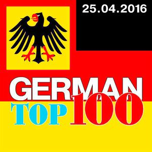 njXTwR German Top 100 Single Charts Nisan 2016 full albüm