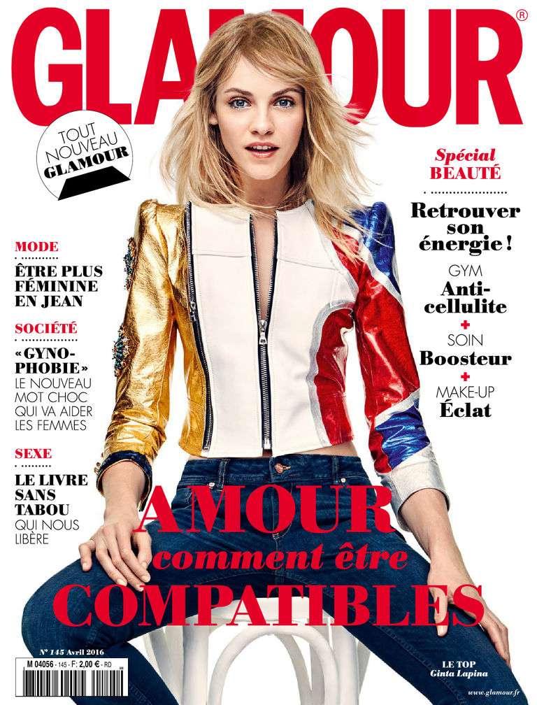 Glamour 145 - Avril 2016