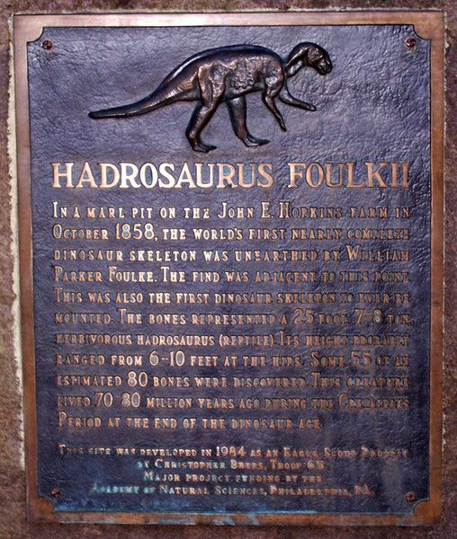 Haddy plaque