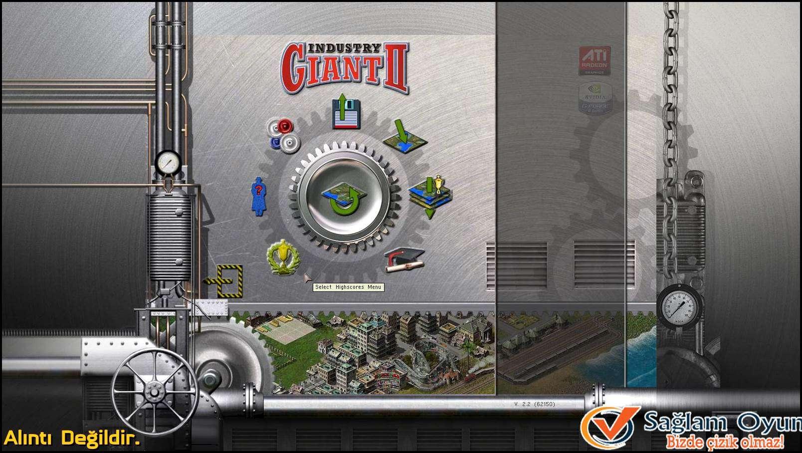 İndustry Giant 2-1