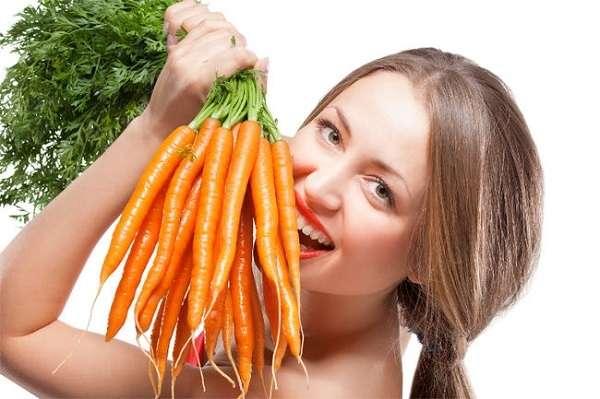 Mẹo chữa rụng tóc với cà rốt bạn nên biết