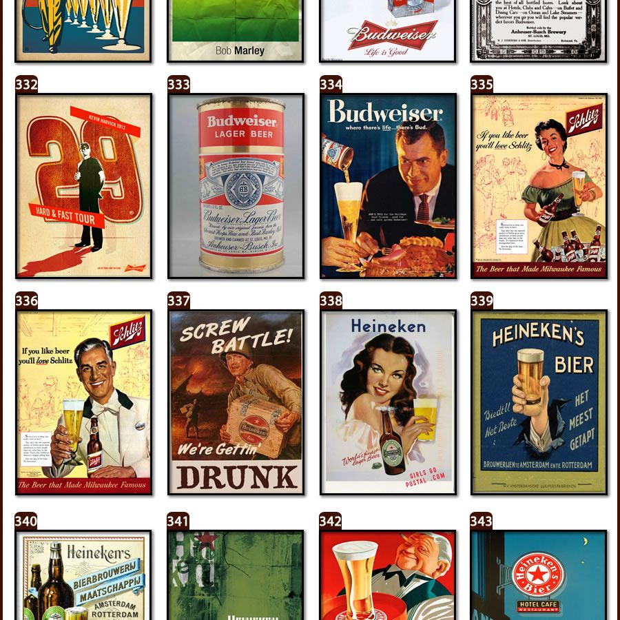 Placas, Vintage, Retro, Cerveja, Decoração, Antigas, MDF, Carros, Café