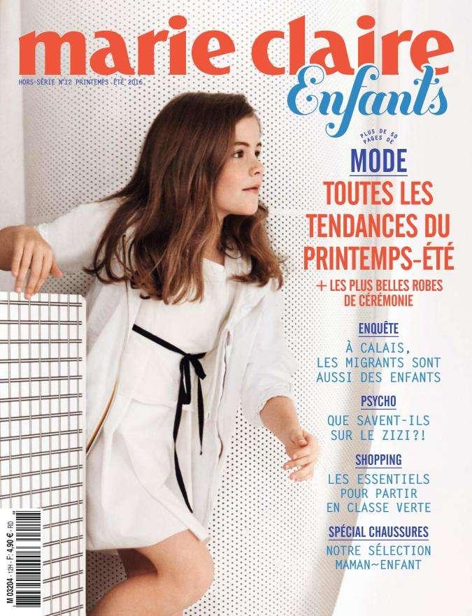 Marie Claire Enfants - Eté 2016