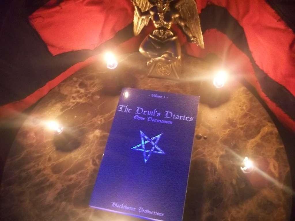 The Devils' Diaries