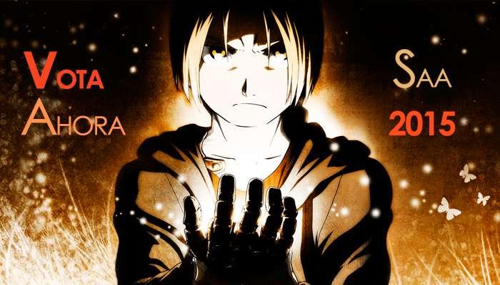 Eliminatorias Supremo Anime Awards 2015