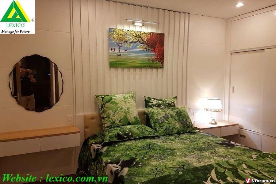 www.123nhanh.com: Căn hộ cao cấp 70m2 - 2 phòng ngủ tại tòa nhà SHP Plaza