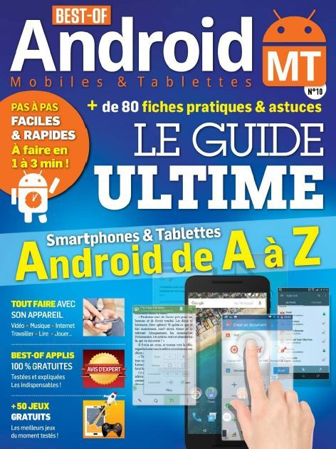 Best Of Android Mobiles & Tablettes - Septembre-Novembre 2016