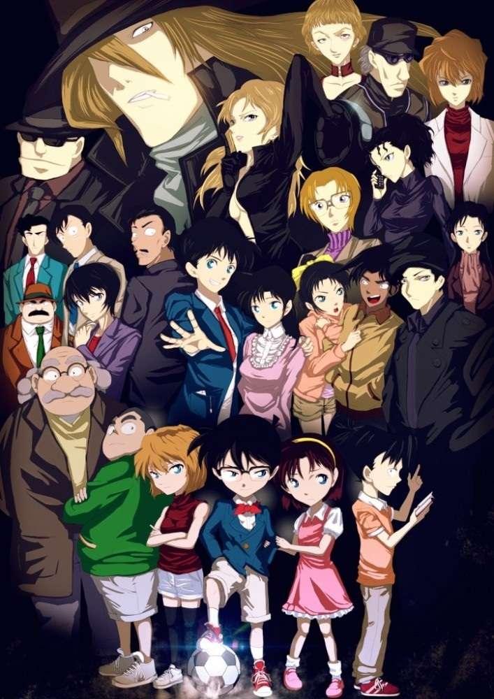 Kết thúc chính thức của truyện Conan đã được công bố