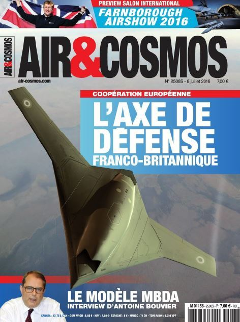 Air & Cosmos - 8 au 14 Juillet 2016