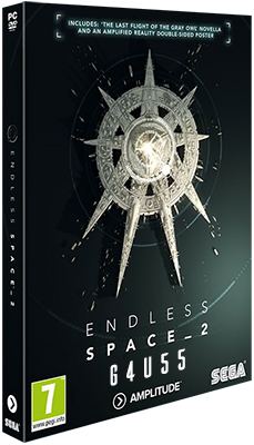 Endless Space 2 DOWNLOAD PC ENG (2017)