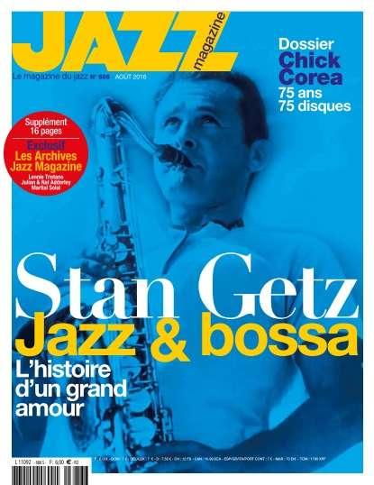 Jazz Magazine - Août 2016