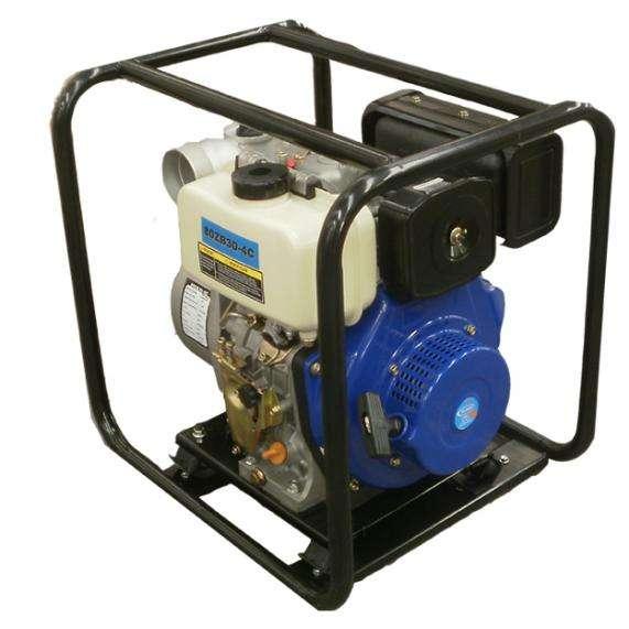 Motobomba De Agua A Diesel Mpower 3x3 Pulgada 6hp