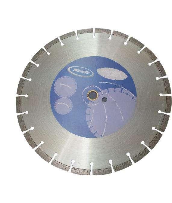 Disco  de Corte Concreto Premium 12 Pulgadas Mpower