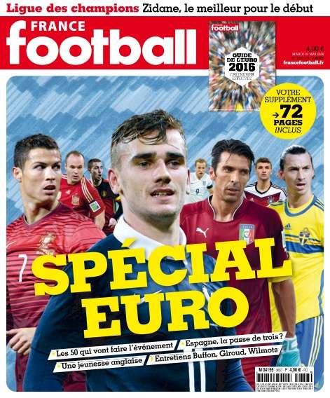 France Football - 31 Mai 2016