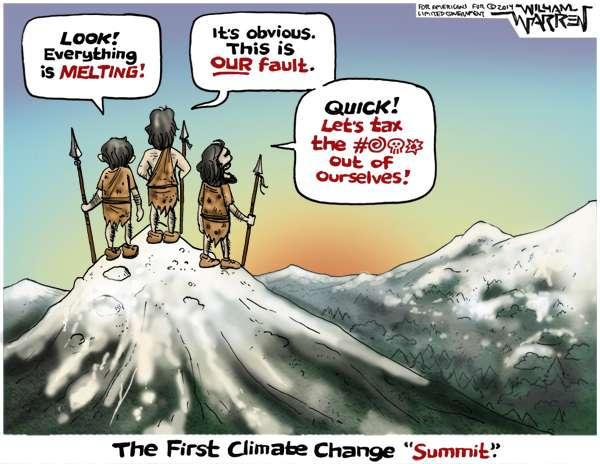 Cavemen's Fault