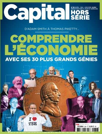 Capital Hors-Série 36 - Avril/Juin 2016
