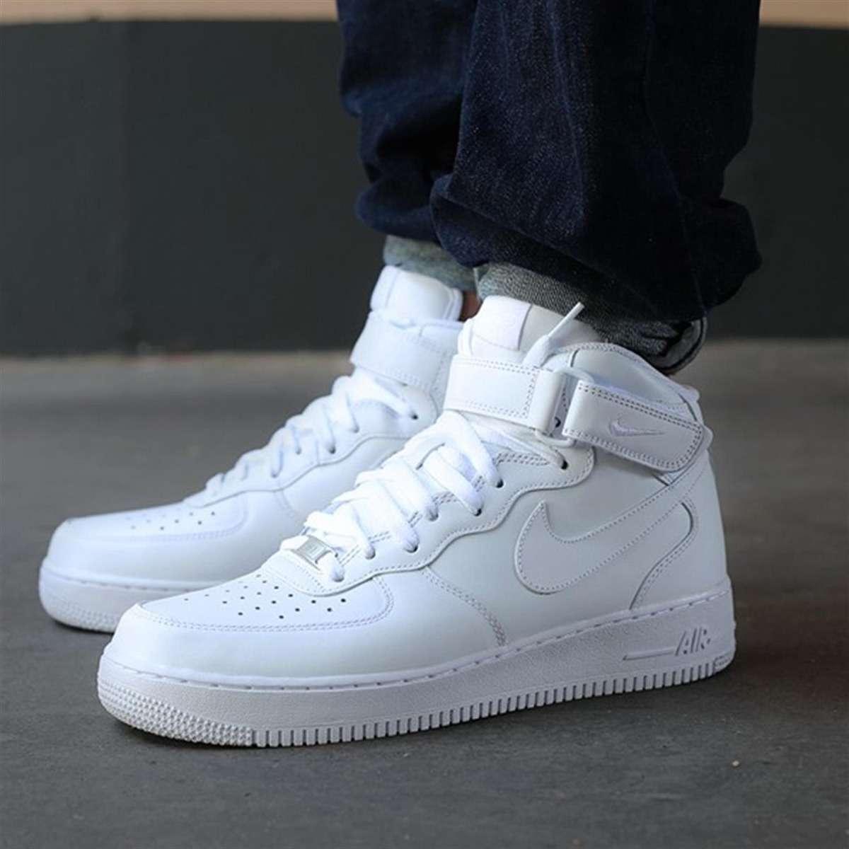 nike air force one bota