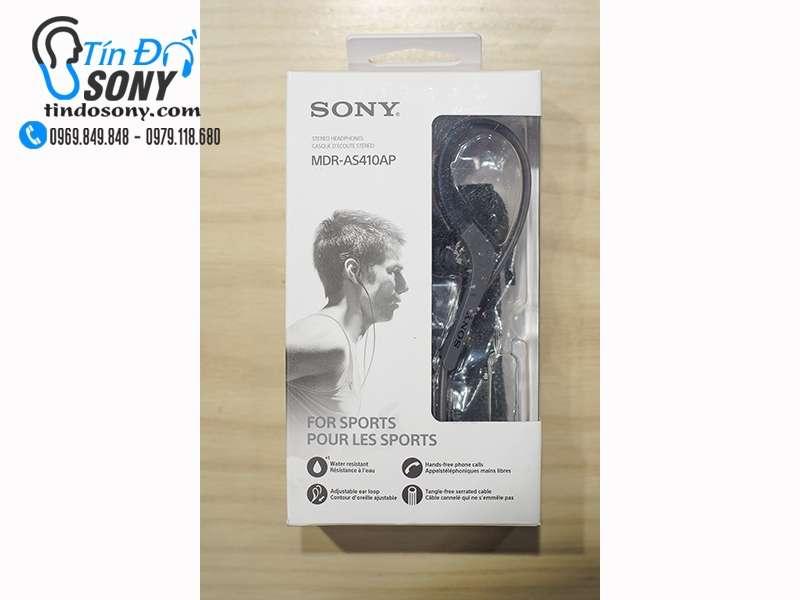 Tai nghe Sony AS410AP (Like New Fullbox)