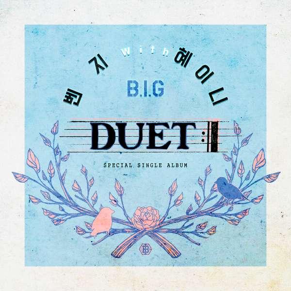 Benji (B.I.G) Feat. Heyne - Duet K2Ost free mp3 download korean song kpop kdrama ost lyric 320 kbps