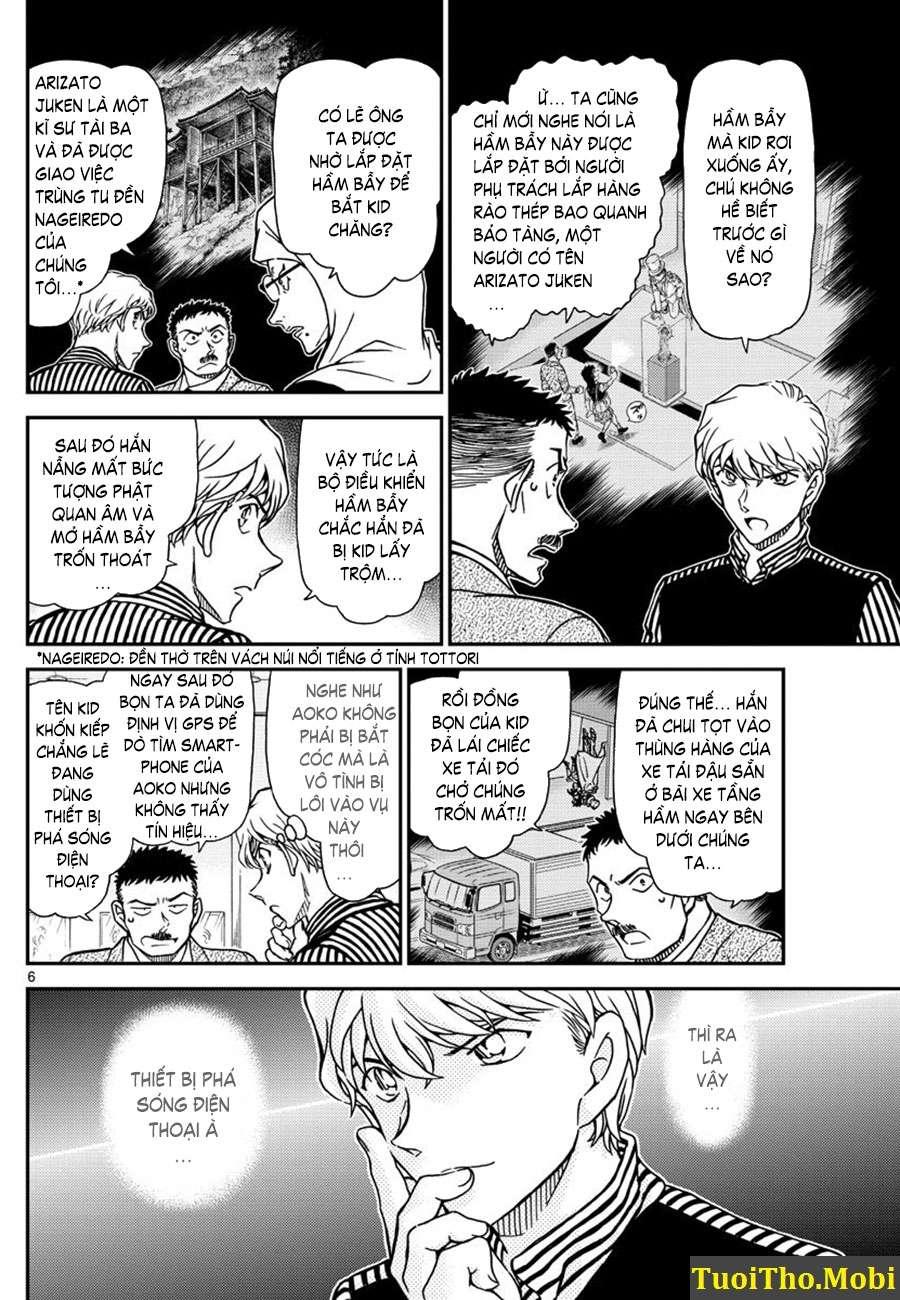 đọc truyện Magic Kaito chap 35 trang 5