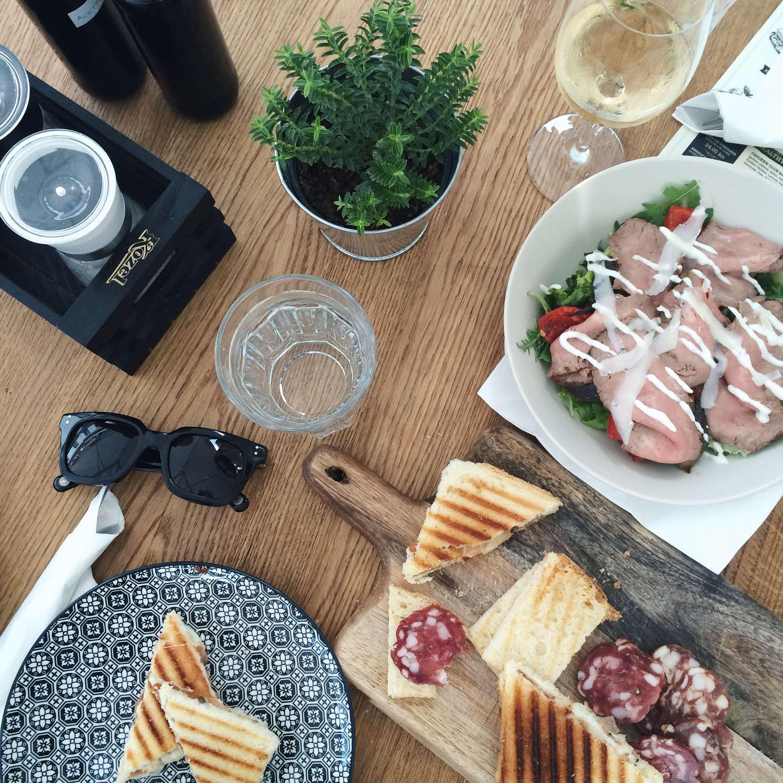 restaurant zagreb blog voyage