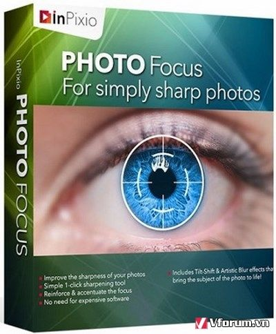 Avanquest InPixio Photo Focus 3.6.6282 Final + Update
