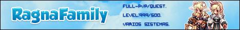 RagnaFamily Full PVP/Quest 999