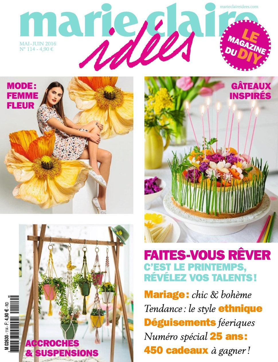 Marie Claire Idées 114 - Mai/Juin 2016