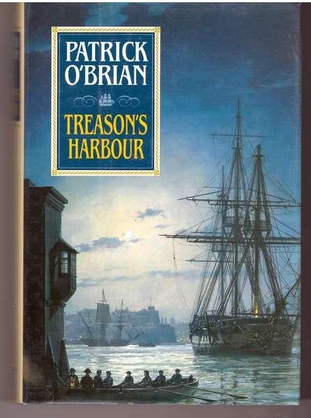 Treason's Harbour, O'Brian, Patrick