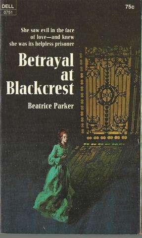 Betrayal at Blackcrest, Beatrice Parker