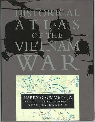Historical Atlas of the Vietnam War, Summers, Harry G.