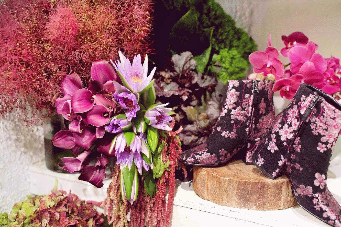 THE OUTNET in Bloom - My Violet