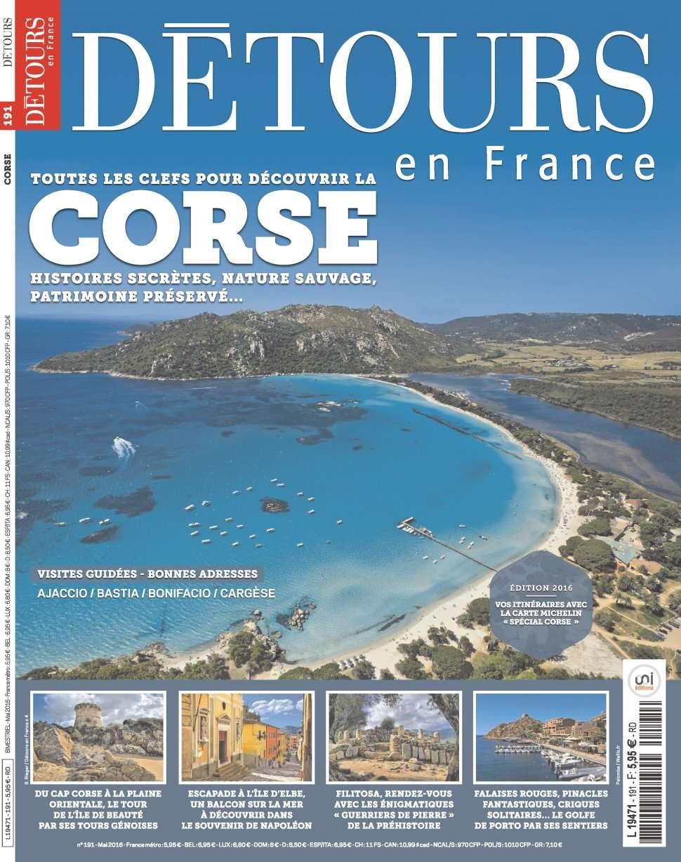 Détours en France 191 - Mai 2016