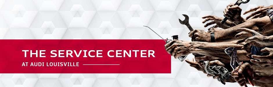 Service Center at Audi Louisville