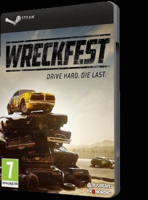 [PC] Wreckfest - Update v20180706 (2018) - SUB ITA