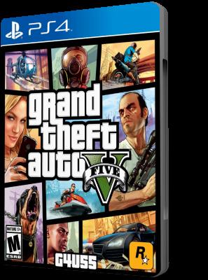 [PS4] Grand Theft Auto V (2014) - SUB ITA