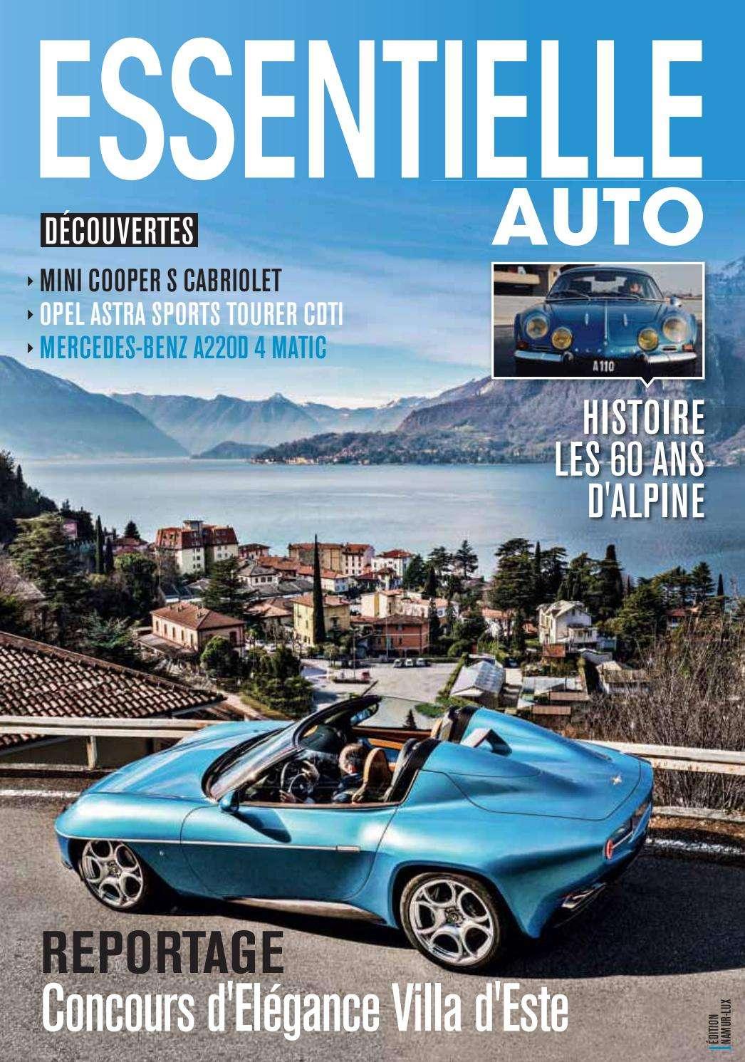 Essentielle Auto - Juin 2016