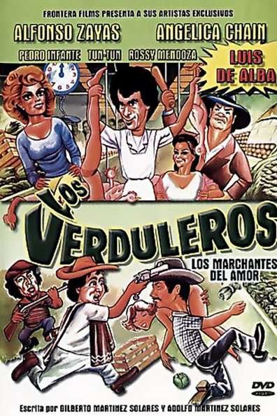 Los Verduleros (DVD5) (1986)