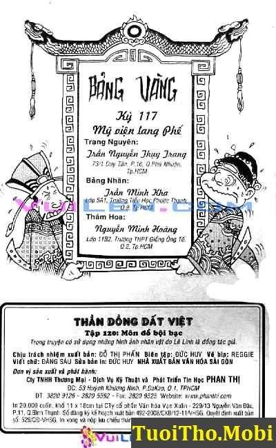 đọc truyện Thần Đồng Đất Việt tập 120 trang 2