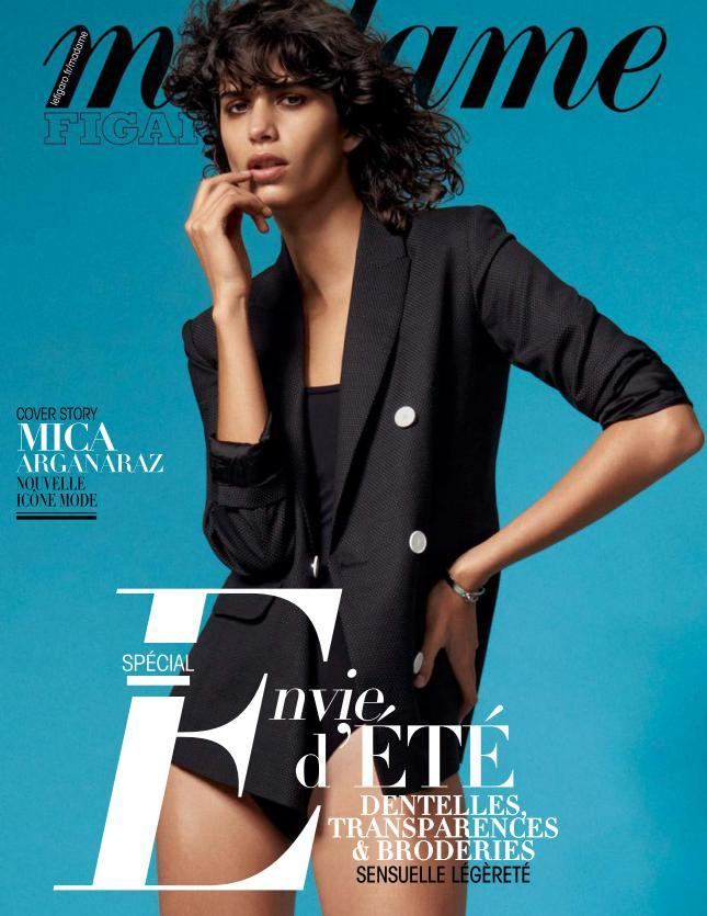 Madame Figaro - 22 Avril 2016