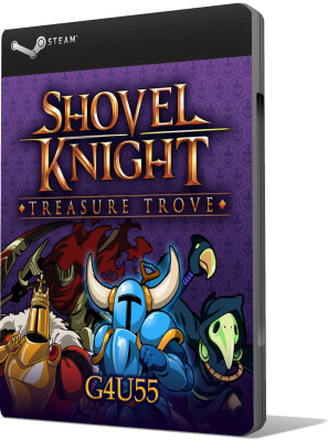 Shovel Knight Treasure Trove DOWNLOAD PC SUB ITA (2017)