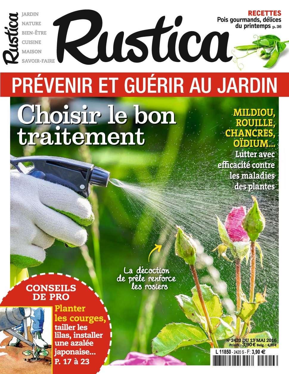 Rustica 2420 - 13 au 19 Mai 2016