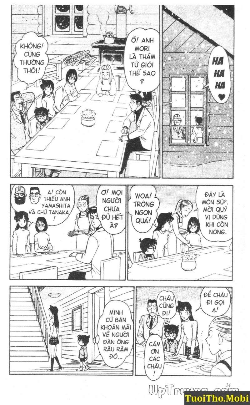 đọc truyện Conan bộ đặc biệt chap 1 trang 9