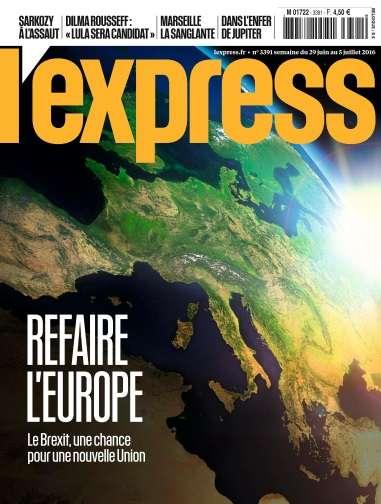 L'Express - 29 Juin au 5 Juillet 2016