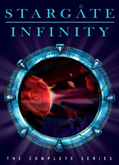 Stargate: Infinity (2002) / EN