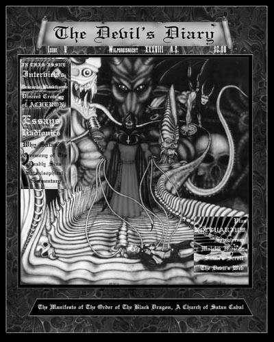 The Devil's Diary V.5
