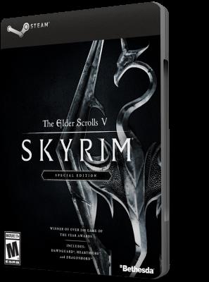 [PC] The Elder Scrolls V: Skyrim Special Edition (2016) - FULL ITA