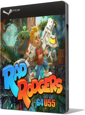 [PC] Rad Rodgers World One Legacy edition (2018) - ENG