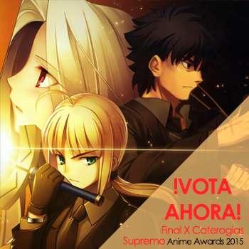 Supremo Anime Awards 2015