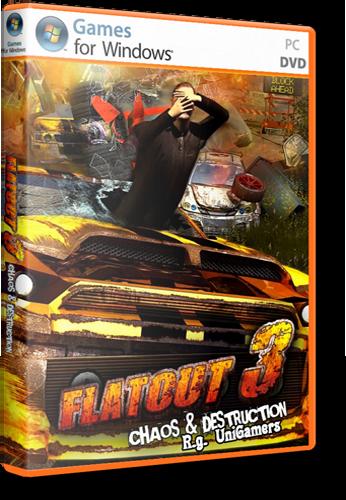 FlatOut 3: Chaos & Destruction (2011) PC | RePack от UniGamers